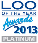Loo of the year 2013