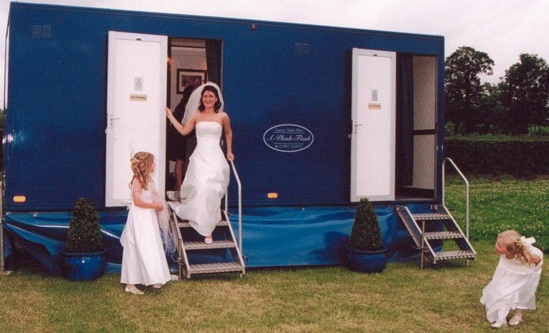 Image result for Luxury Toilet Hire